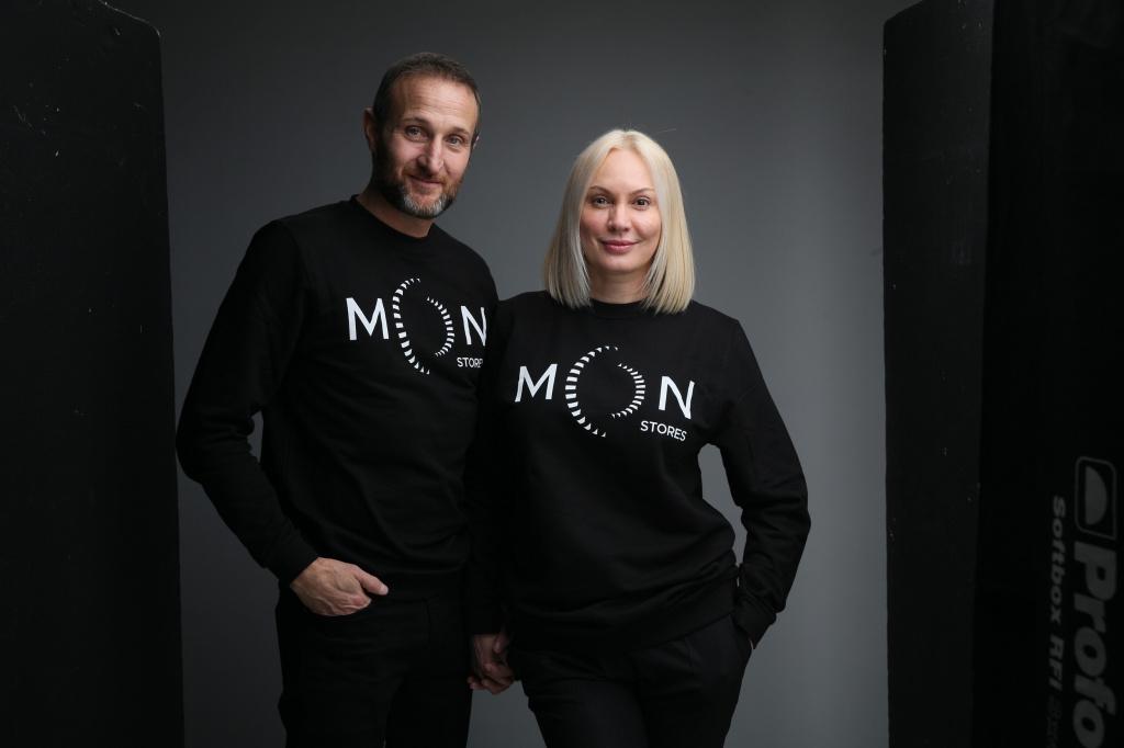 Луис Маса и Ольга Суркова